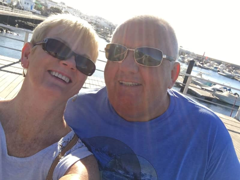 Brenda & paul & Paul from Gaillimh, Ireland