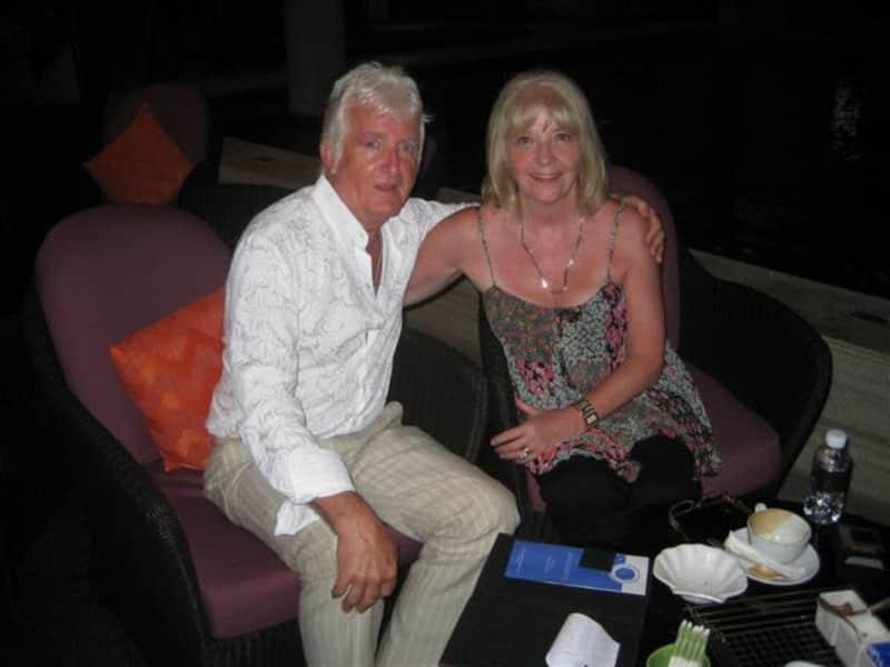 Ray & Pearl from Perth, Western Australia, Australia