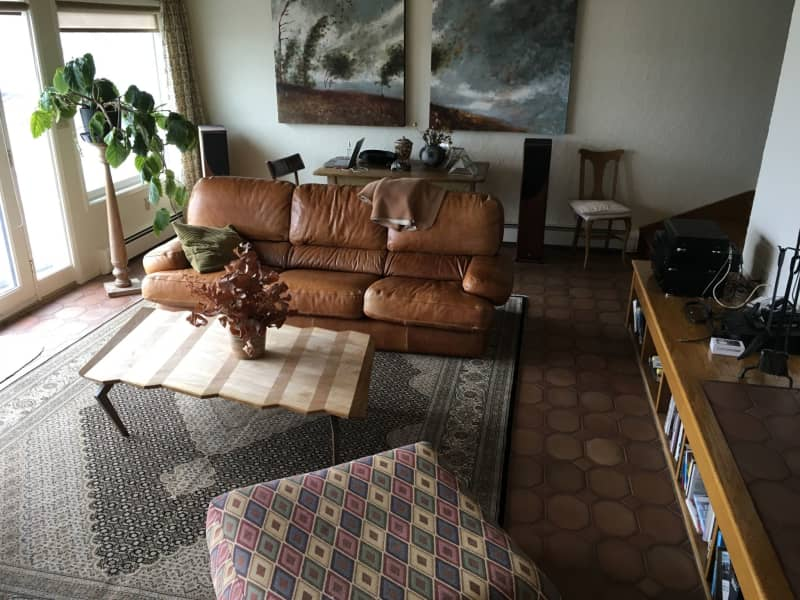 Housesitting assignment in Sidney, British Columbia, Canada