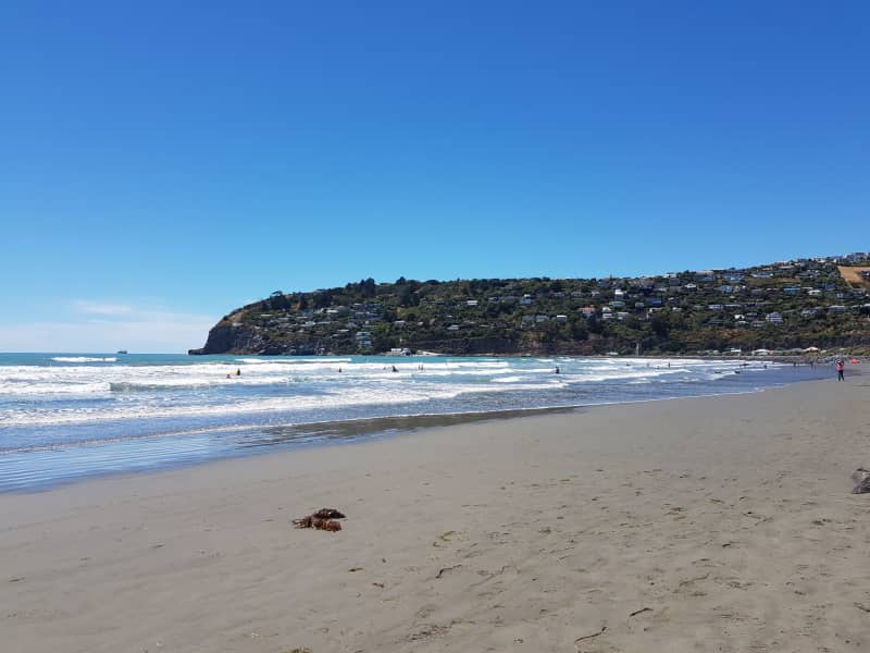 Housesitting assignment in Sumner, New Zealand