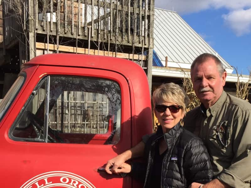Janet & Steve from Port Townsend, Washington, United States