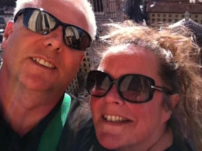 Craig & Lisa from Dalry, United Kingdom