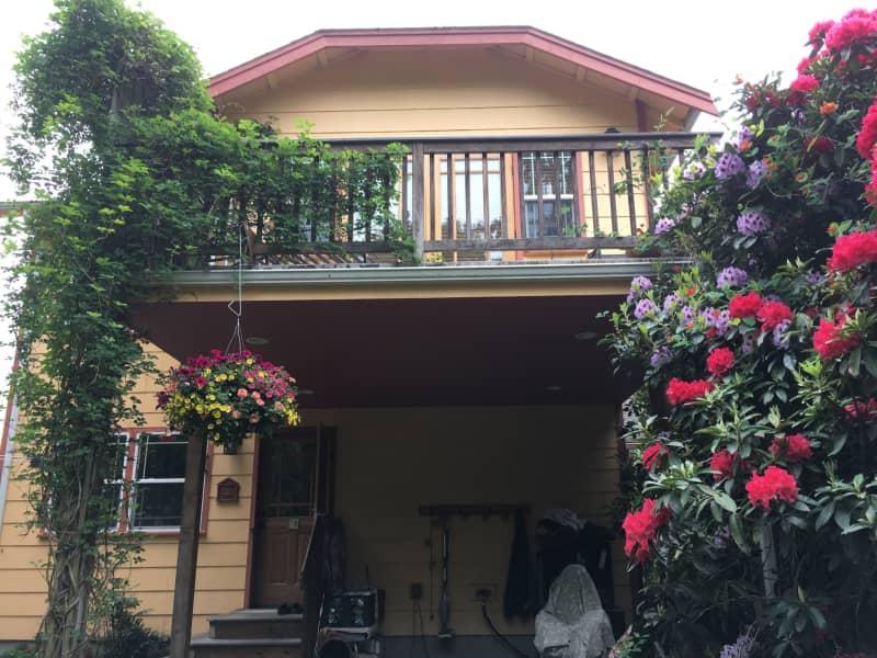 Housesitting assignment in Bellingham, Washington, United States