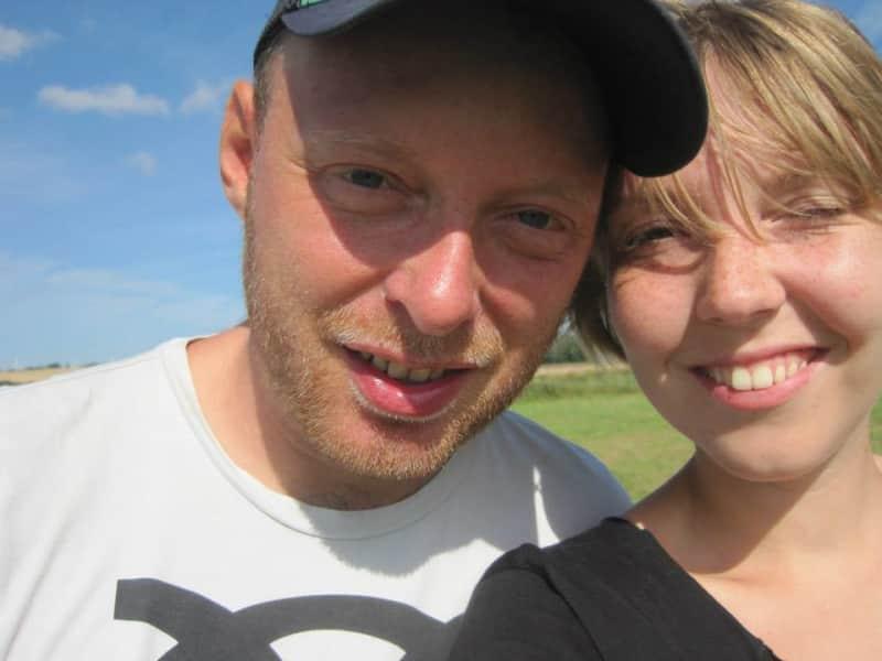Regina & Martin from Århus, Denmark
