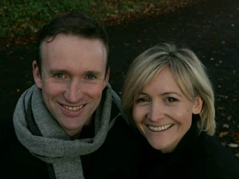 Liane & Stephen from Ballina, Ireland