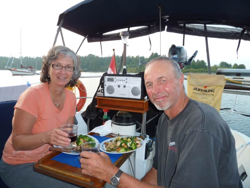 Rob & Jan from Owen Sound, Ontario, Canada