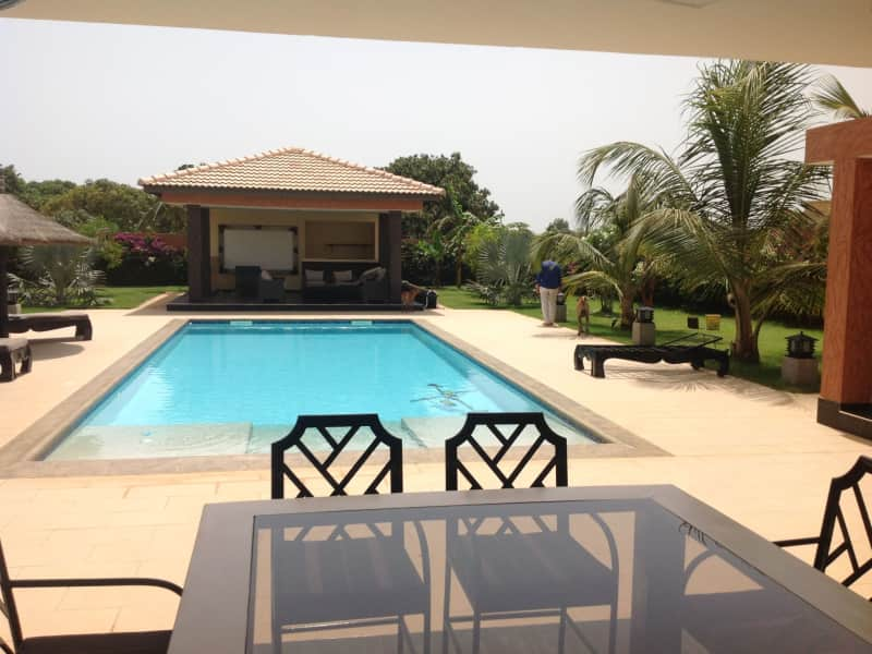 Housesitting assignment in Ngaparou, Senegal