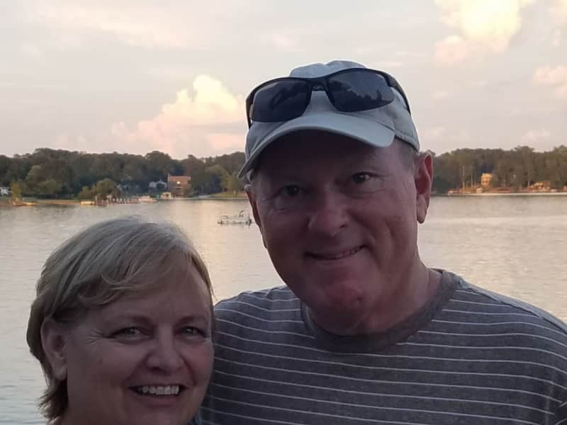 Ann & Andy from Inman, South Carolina, United States