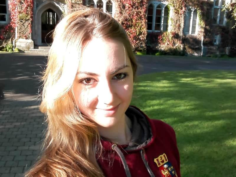 Anna-lena from Kassel, Germany
