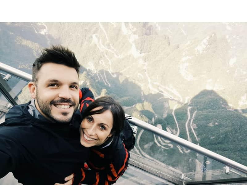 Leire & Aingeru from Santurtzi, Spain