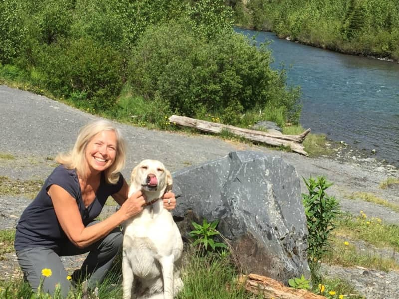 Lyn from Talkeetna, Alaska, United States