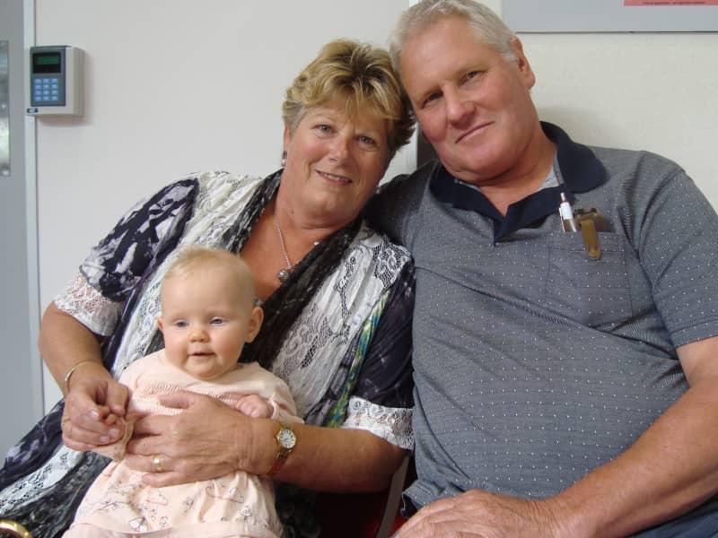 Judy & Spencer from Kawau Island, New Zealand