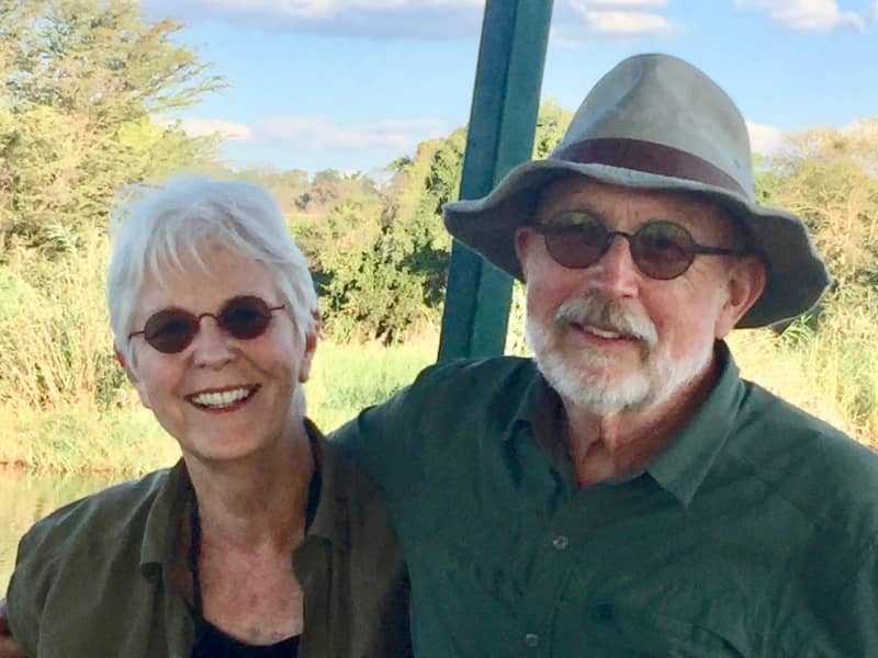 Arne & Jan from Cedar Crest, New Mexico, United States