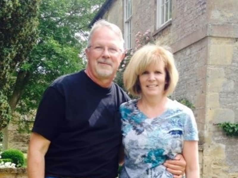 Kathy & Jerry from Brampton, Ontario, Canada