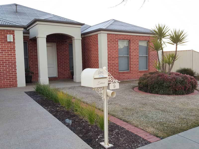 Housesitting assignment in Benalla, Victoria, Australia