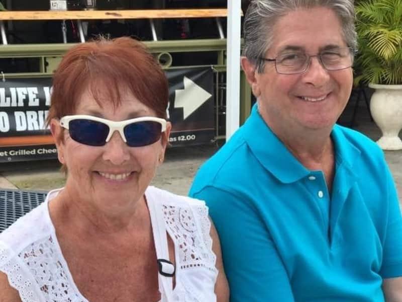 Marlene & Samuel from Bonita Springs, Florida, United States
