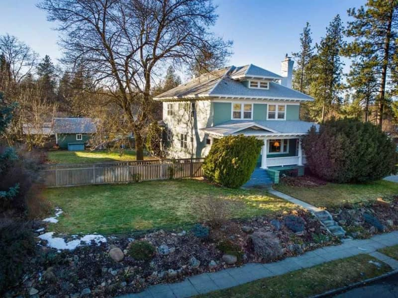 Housesitting assignment in Spokane, Washington, United States