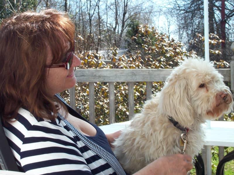 Jocelyne from Greenfield Park, Quebec, Canada