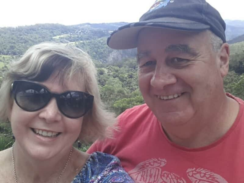 Maree & Craig from Launceston, Tasmania, Australia