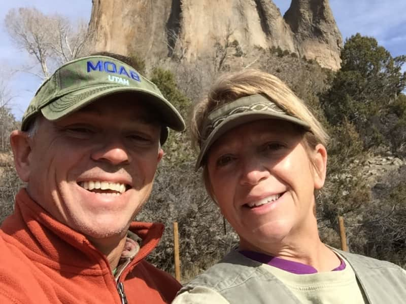 Lori & Eric from St. Louis, Missouri, United States