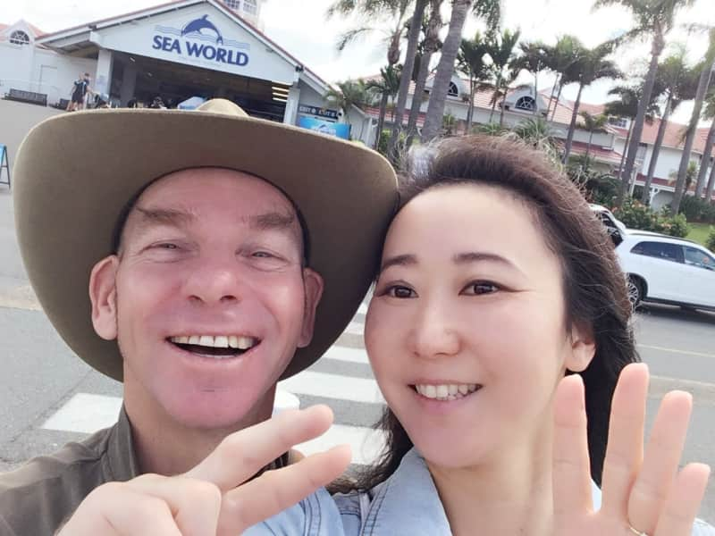 Hiroko & Ken from Armidale, New South Wales, Australia
