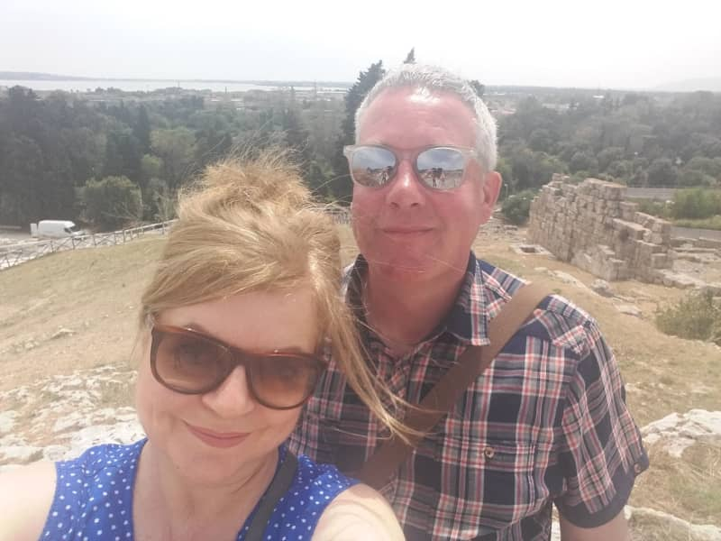 Jane & Mark from Saddleworth, United Kingdom