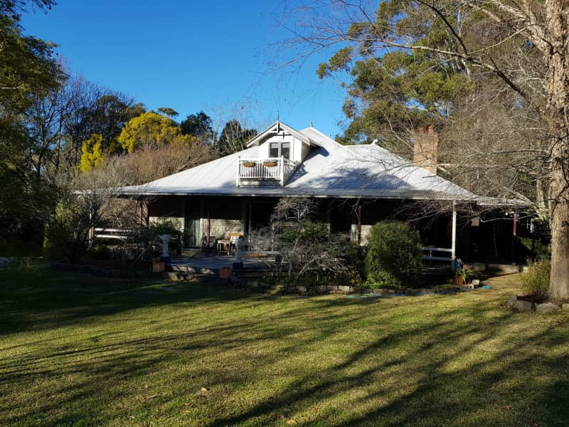 Housesitting assignment in Middle Dural, New South Wales, Australia