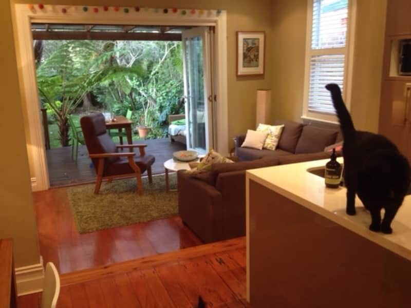 Housesitting assignment in Sydney, New South Wales, Australia