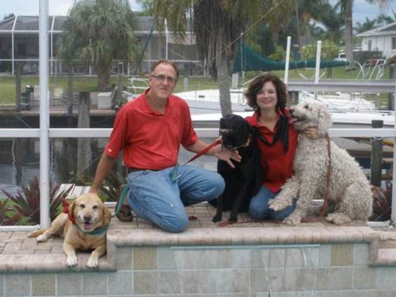 Housesitting assignment in Cape Coral, Florida, United States