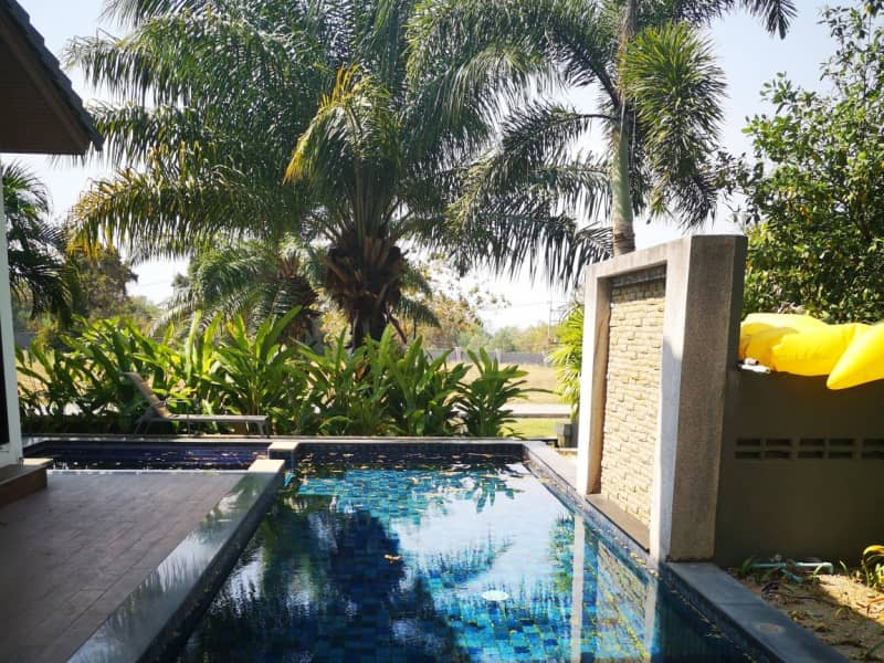 Housesitting assignment in Bang Lamung, Thailand