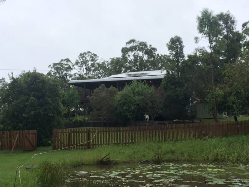 Housesitting assignment in Ocean View, Queensland, Australia
