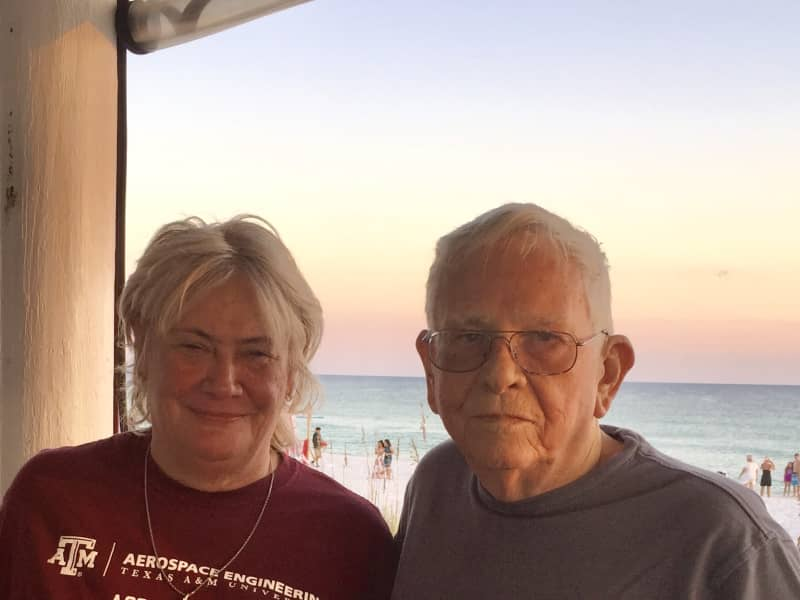 June & Eugene from Highland Haven, Texas, United States