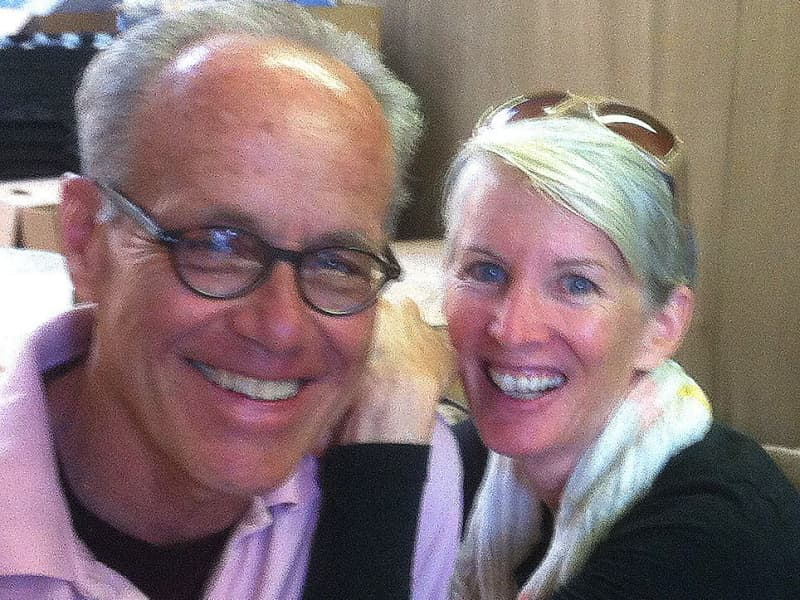 Jay & Bonnie from San Diego, California, United States