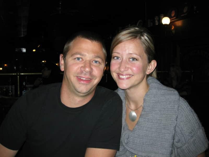 Kim & Brian from Morden, Manitoba, Canada