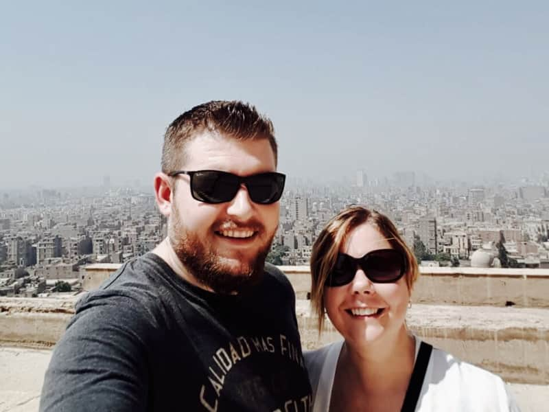 Kathryn & Greg from Doha, Qatar