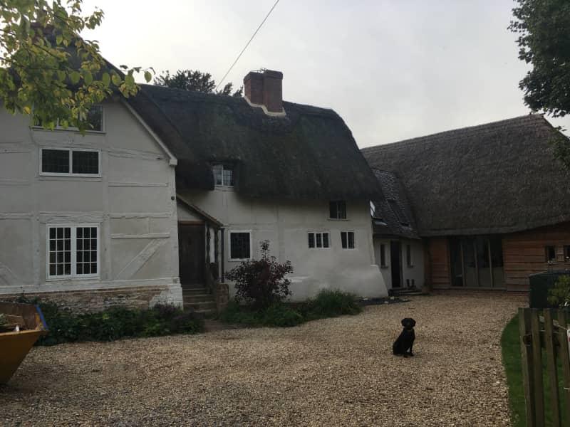 Housesitting assignment in Blewbury, United Kingdom
