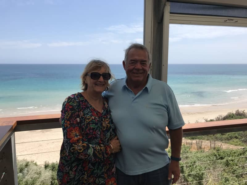 Ken & Marea from Berrima, New South Wales, Australia