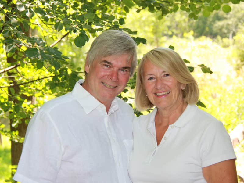 Gordon & Nancy from Blue Mountains, Ontario, Canada