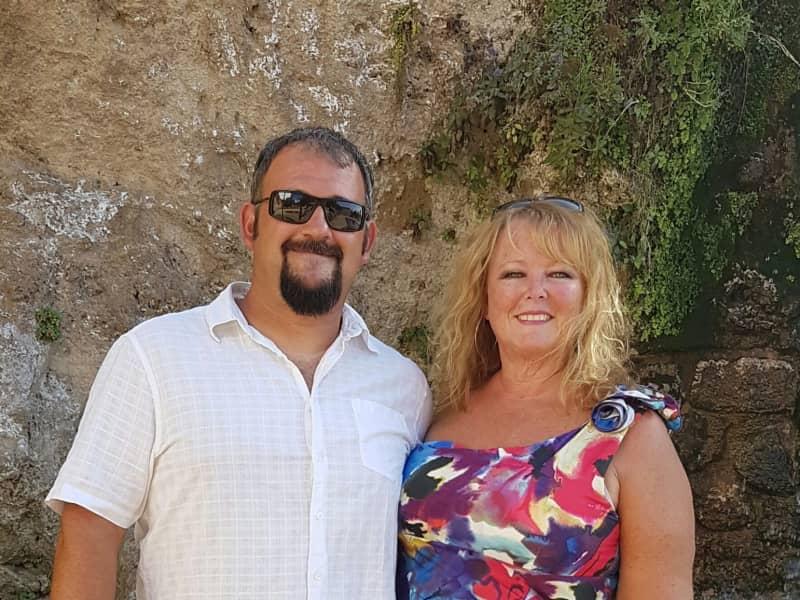 Helen & Antony from Alhaurín el Grande, Spain