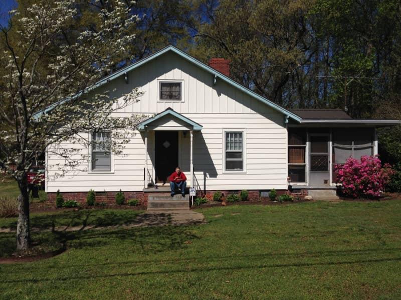 Housesitting assignment in Burlington, North Carolina, United States