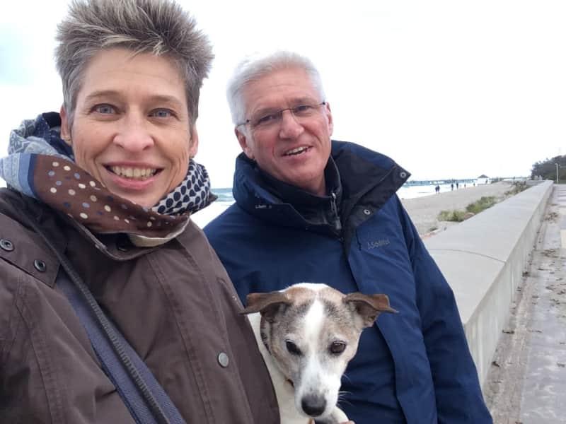 Sue & Wolf from Frankfurt am Main, Germany