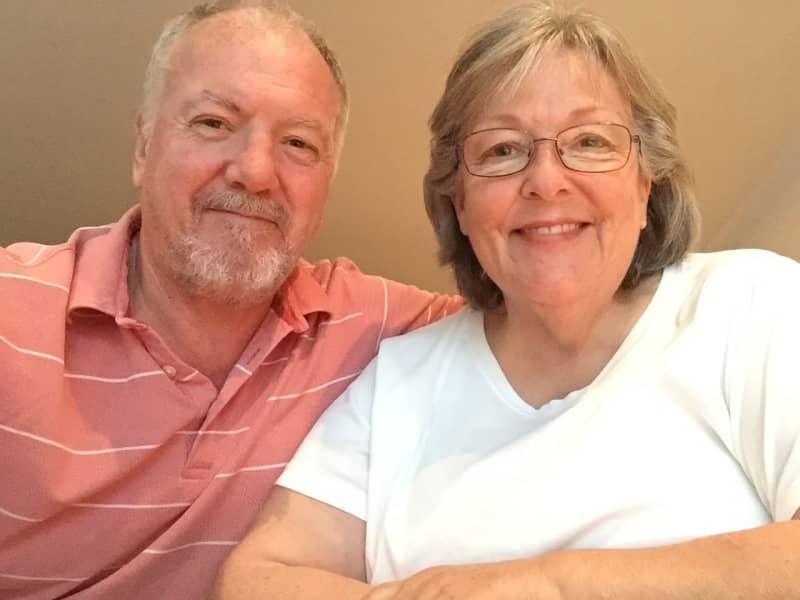 Sue & Steve from Gold Coast, Queensland, Australia