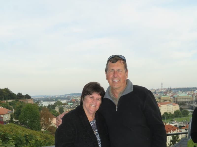 Phil & Lorraine from Belmont South, New South Wales, Australia