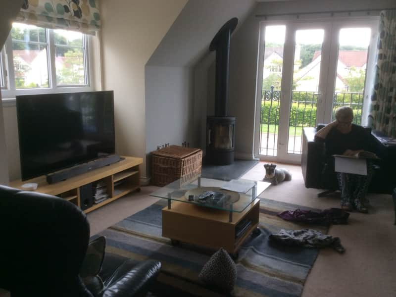 Housesitting assignment in Dunbar, United Kingdom