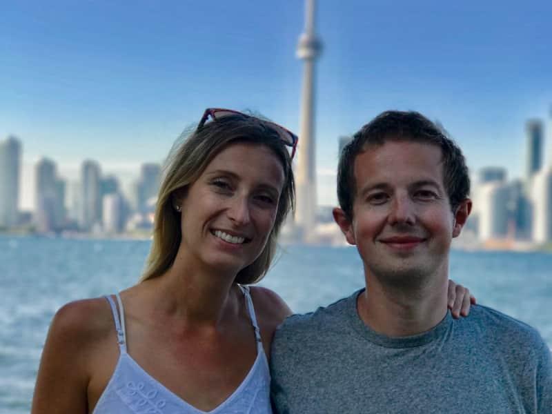 Craig & Erin from Ottawa, Ontario, Canada