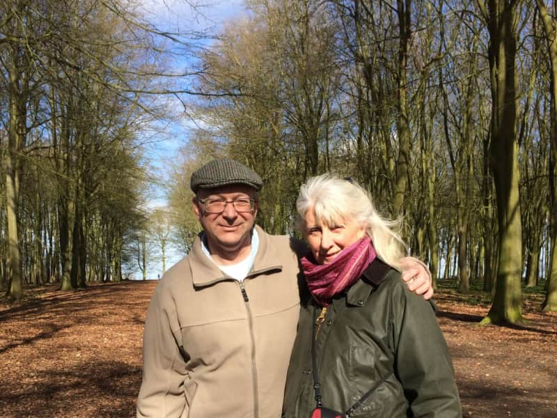 Peter & Margaret from Abingdon, United Kingdom