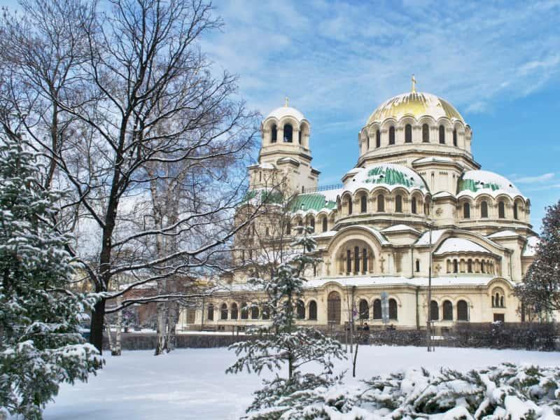 Housesitting assignment in Sofia, Bulgaria
