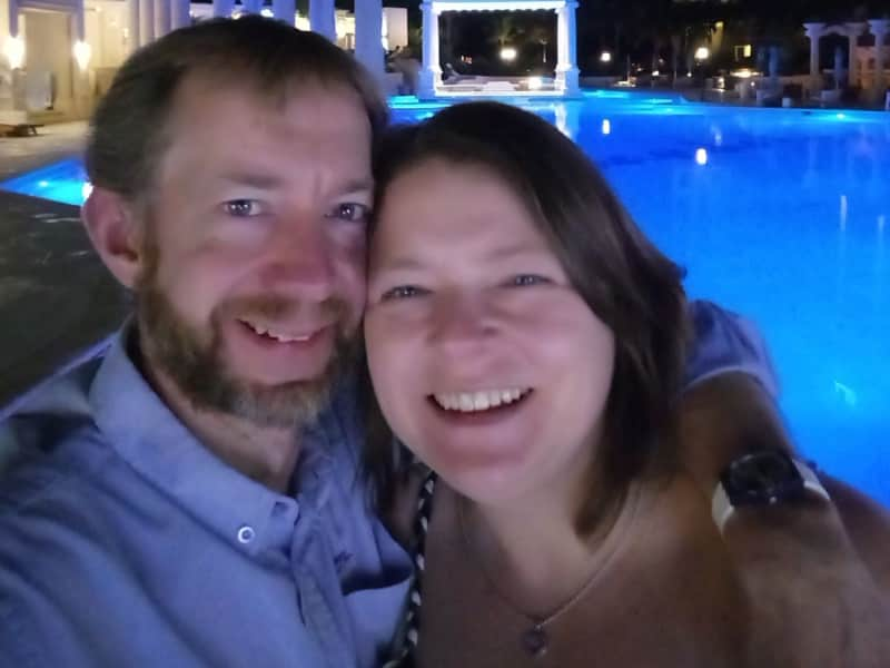 Janine & Richard from Yeovil, United Kingdom