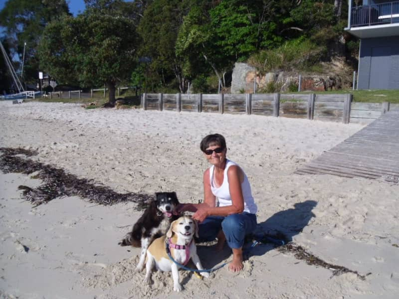 Irene & Kevin from Sydney, New South Wales, Australia