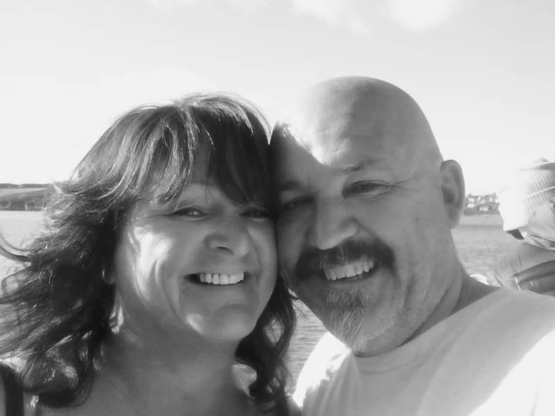 Jason & Kay from Silves, Portugal